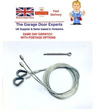 CARDALE b&q CD PRO Safelift Anti Drop Cables, Wires, Garage Door Spares Parts