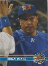 2017 Midland RockHounds Brian McArn Oakland Athletics HC