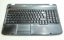 Acer Aspire 5535 5335 5735 MS2253 Palmrest Keyboard  Touchpad & Bar 60.4K812.003