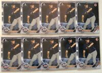 MATTHEW ALLAN 2019 BOWMAN DRAFT (10) 1ST YEAR PROSPECT CARD LOT #BD-48