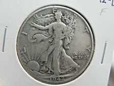 "~1942-D~  WALKING LIBERTY HALF DOLLAR   ""FINE SILVER COIN"""