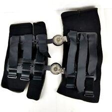 TOWNSEND DESIGN 6 Strap Post Op Orthopedic Knee Brace Stabilizer Immobilizer