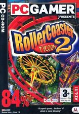 Roller Coaster Tycoon 2 (PC CD).