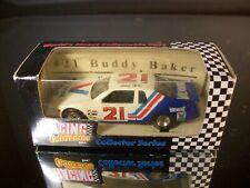 Buddy Baker #21 Valvoline 1983 Ford Thunderbird Wood Brothers Small Valvoline