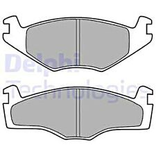 DELPHI Disc Brake Pad Set For VW SEAT Golf Mk1 Mk2 Passat Polo Box 191698151G