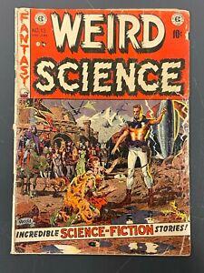 Weird Science No. 13 (EC 1952) 2.0 GD