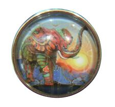 Noosa Style Chunks Snap Button Charms Chunk Charm Snaps Charm 18mm Elephant