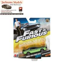 Hot Wheels FCF40 Lettys 2011 Dodge Challenger SRT8 Fast & Furious 7 1:55 Mattel