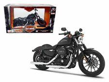 Harley Davidson Model 2014 Sportster Iron 883 Maisto Motor Bike 1 12