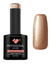274 VB Line Bronze Cappuccino Metallic * UV LED Soak off GEL Nail Polish