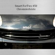 SMART ForTwo 450 - 3M CHROM-LEISTE ZIERLEISTE CHROMLEISTE KÜHLERGRILL  NEU
