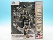 S.H.Figuarts Kaizoku Sentai Gokaiger Gokai Silver Action Figure Bandai