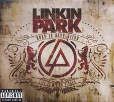 "LINKIN PARK ""ROAD TO REVOLUTION LIVE AT..."" CD+DVD NEW!"
