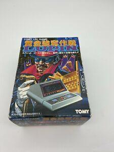 TOMY LSI LUPIN Game MADE IN Japan HANDHELD GAME FREE POST RARE