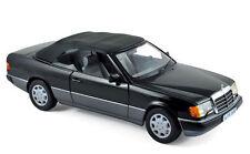 1:18 Novelty NOREV - MERCEDES 300 CE Cabriolet 1990 - Black