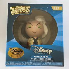 Funko Dorbz Disney Treasures Cruella DeVil New Exclusive Figurine