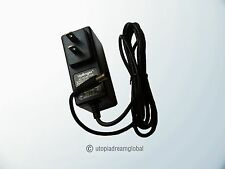 AC Adapter Casio LK-40 LK-50 LK-55 LK-73 LK-90TV LK-94TV LK-200S LK-210 Keyboard