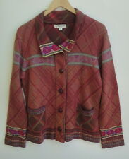 Coldwater Creek Cadigan Two Pokets Women's Sweaters Size-L