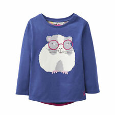 Joules Girls' 100% Cotton T-Shirts & Tops (2-16 Years)