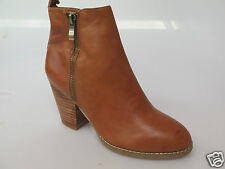 Sale price - Django & Juliette - new ladies leather ankle boot size 37 #146