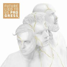 FUTURE LIED TO US Progress EP CD Digipack 2018 (VÖ 23.11)