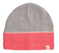 Adidas Kids Beanie Girls Lifestyle Hat Striped Toddlers Cap Baby Infants DJ2269