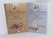 Saint-Germain, l'homme qui ne voulait pas mourir 1&2.Gerald MESSADIE. ES9