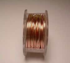 ROSE GOLD  NON TARNISH 24GA WIRE 30FT. PRO-QUALITY