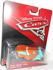 "CARS 3-RYAN ""dentro"" LANEY-Disney Pixar Cars Automóvil Vehículo Mattel 1:55 Escala"