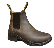 Outback Survival Gear - Town & Country DINGO Waterproof Boot - BROWN