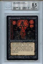 MTG Arabian Nights Sorceress Queen BGS 8.5 NM-MT+ card Magic Gathering 7045