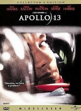 APOLLO 13 WIDESCREEN DVD MOVIE TOM HANKS KEVIN BACON COLLECTOR'S EDITION FREESHP