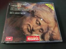 2 CD Cherubini-i Requiem/Muti/NPO/Ambrosiano Singers/ (SCATOLA 33)