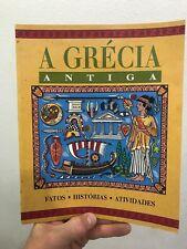 Al Grecia Antiga Robert Nicholson 1996 Edicoes Loyola Paperback