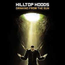 Hilltop Hoods Drinking From The Sun limited Aussie HipHop ORANGE vinyl 2LP