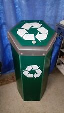Recycling Bins Hexcycle. Set of 3