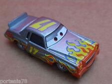 Disney Cars DARRELL CARTRIP Loose FIXED EYES