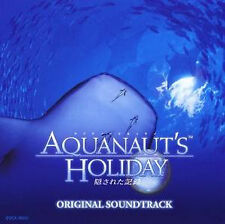 SOUNDTRACK CD JAPAN PS3 Aquanaut's Holiday Game music
