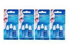 4x GOGO DENT Atem-Liquid Ice Mint 3X3 2ml PZN:9338605 breath drops Instand fresh