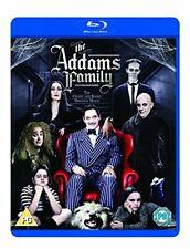 The Addams Family [Blu-ray] [1991] [DVD][Region 2]