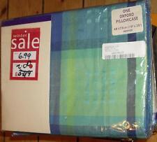 1 x Texstyle World Oxford Pillowcase 100% Cotton - BNWT