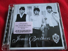Jonas Brothers – Jonas Brothers Hollywood Records – 1773059 stickered CD Album