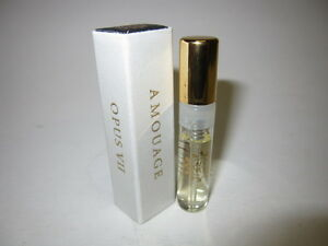 Vial New In Box Amouage Library Collection Opus VII EDP 2ml 0.06oz Unisex