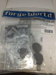Warhammer 40k  Forge World Raven Guard Dark Fury Assault Squad NEW IN BAG
