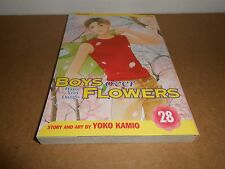Boys Over Flowers Hana Yori Dango Vol. 28 by Yoko Kamio Manga Book in English