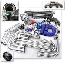 T3 T3/T4 Turbo Kit .63 Jetta Golf Passat Beetle Cabrio MK2 MK3 MK4 2.0L 8V SOHC