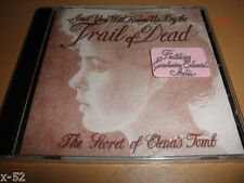 AND YOU WILL KNOW US by the TRAIL of the DEAD CD ep SECRET of ELENA'S TOMB