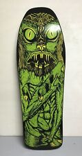Creature Skateboard Deck Chupacabra Skinner Art