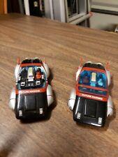 2 Vintage GoBot Psycho Future Machine Car  Bandai 1984 Toy