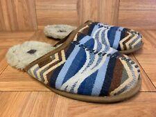 RARE🔥 UGG Australia x Pendleton Scuff Slippers Western Native Pattern Sz 10 Men